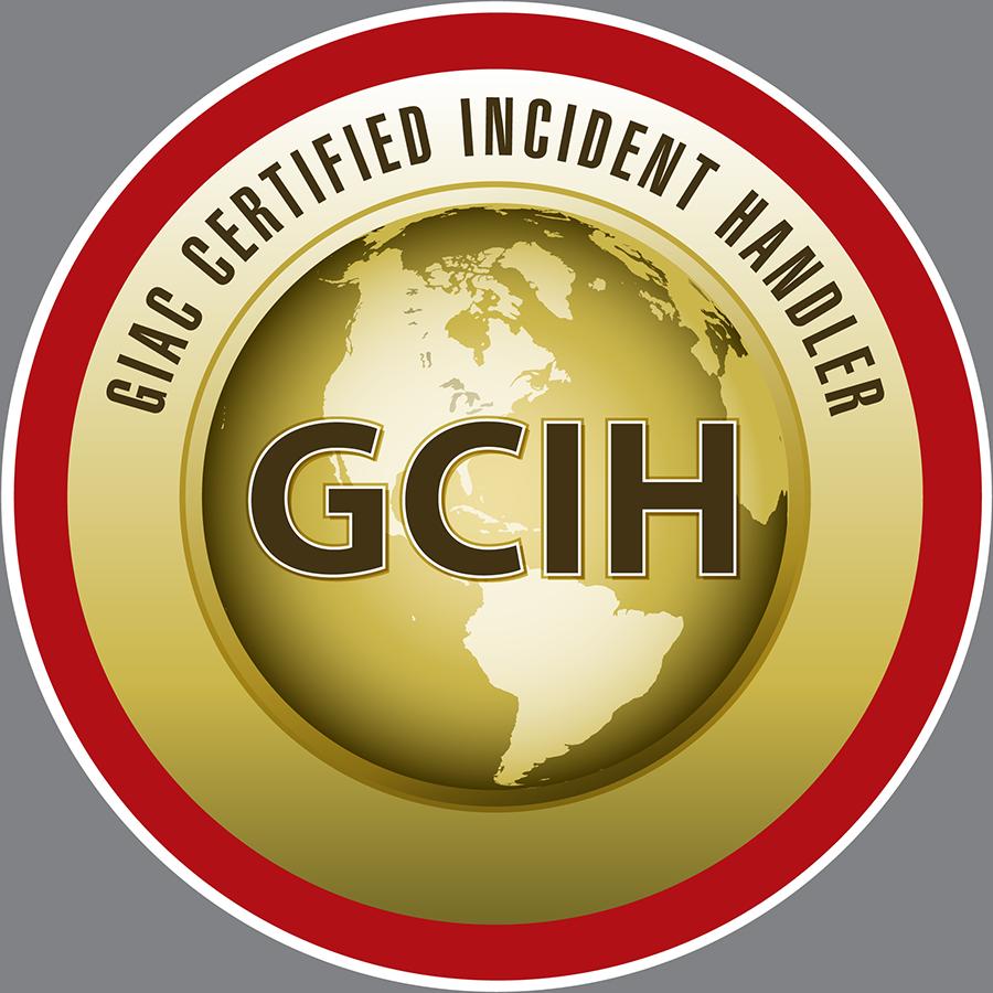 GCIH certified