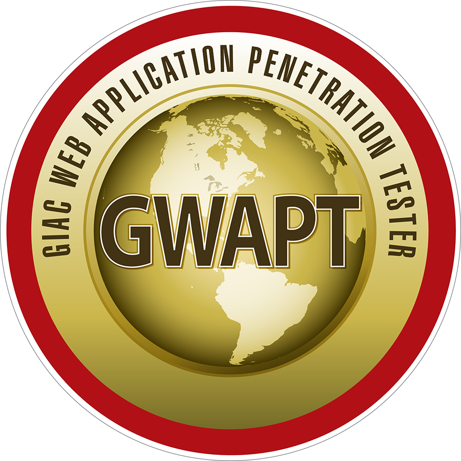 GWAPT certified